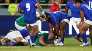 L'Irlande sera bien au rendez-vous des quarts de finale.