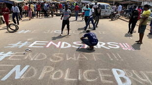 Nigeria protests