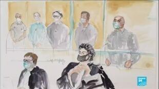 2020-12-16 13:13 Procès des attentats de janvier 2015 : l'heure du verdict, pour l'Histoire