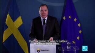 2020-11-17 08:09 Coronavirus pandemic: Sweden limits public gatherings as second wave swells