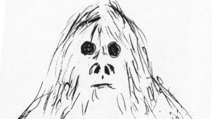 Portrait particulièrement précis d'un magnifique bigfoot.
