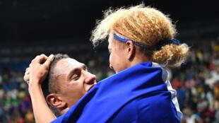 Deux jours après le titre de sa compagne Estelle Mossely, Tony Yoka a été sacré champion olympique des lourds.