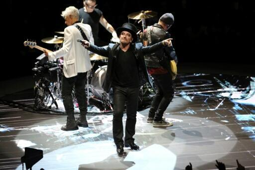U2 announce first ever India concert