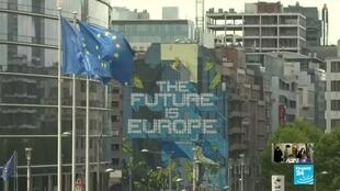 2020-05-27 13:00 Covid-19 : la Commission européenne propose un fonds de relance de 750 milliards d'euros