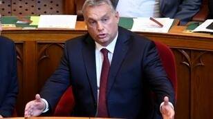 """Hungarian Prime Minister Viktor Orban said a plan to bolster the EU's borders would """"strip Hungary of its right to protect its own borders"""""""