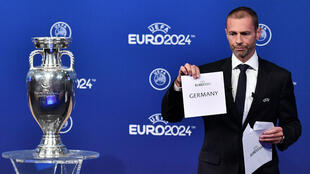 L'Allemagne a été désignée pays hôte de l'Euro-2024.