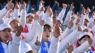 Los organizadores de los Juegos Olímpicos de invierno de Pekín-2022 prevén terminar todos los lugares de competición antes del final de este año