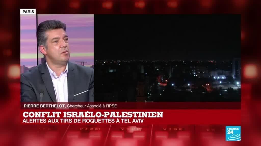 2021-05-11 20:06 Conflit israélo-palestinien : une nouvelle donne stratégique ?