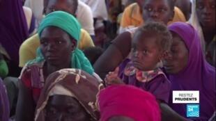 2020-06-18 08:08 Près de 80 millions de personnes déplacées en 2019, soit plus de 1 % de la population mondiale