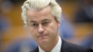 النائب الهولندي خيرت فيلدرز