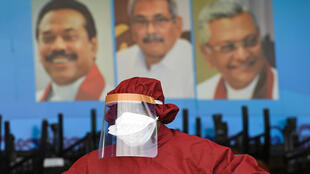 Nearly 160 Sri Lankans have tested positive for coronavirus after returning from Kuwait, officials said
