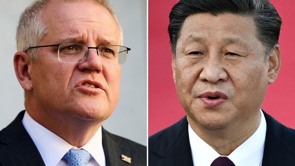Australia at heart of Indo-Pacific alliances to counter China