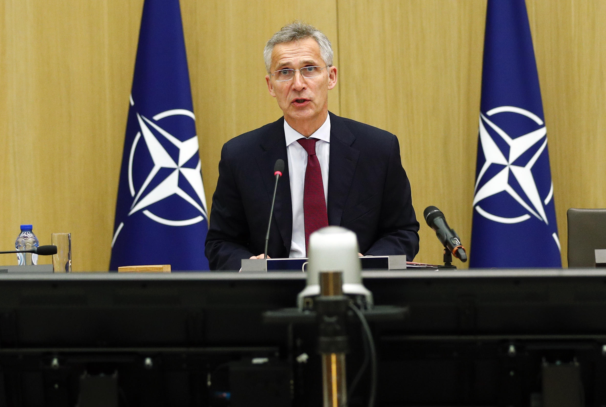 NATO Secretary-General Jens Stoltenberg on JUne 18, 2020 said the alliance would investigate French claims against  Turkey's actions in the Mediterranean.