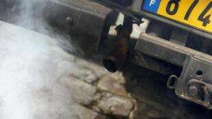 Les voitures sont responsables de 15 % des émissions de CO2 en Europe