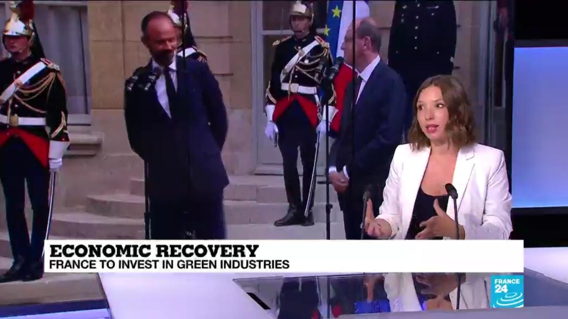 France's economic recovery