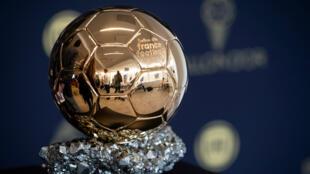 Le Ballon d'Or2020 ne sera pas attribué en raison du Covid-19.