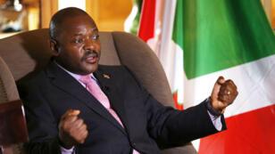 Le chef de l'État Pierre Nkurunziza se trouvait en Tanzanie mercredi, lors de la tentative de coup d'État.