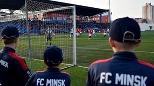 Football in Belarus has been a surprise hit for a betting industry largely deprived of global sport