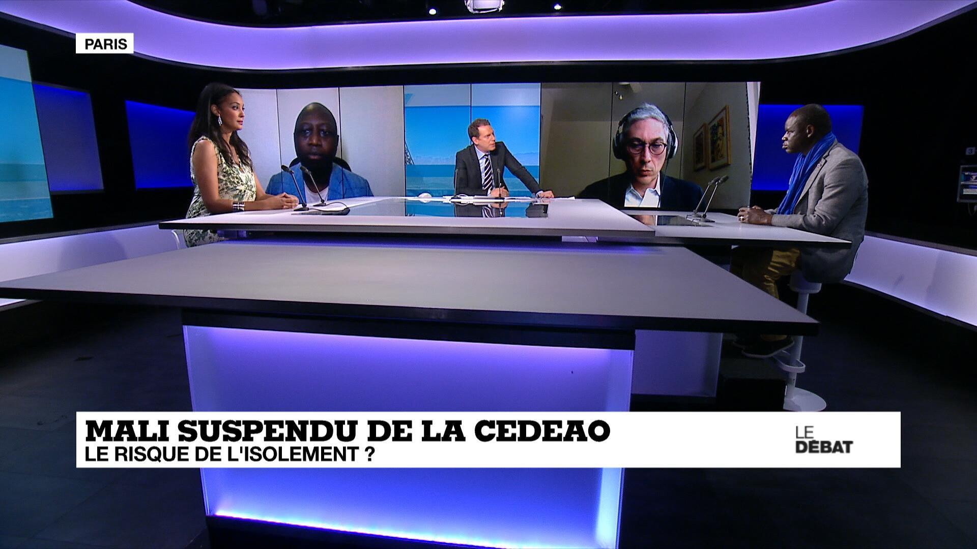 Le Débat de France 24 - lundi 31 mai 2021