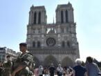 Attentat déjoué de Notre-Dame: 25 et 30ans de réclusion pour deux femmes jihadistes