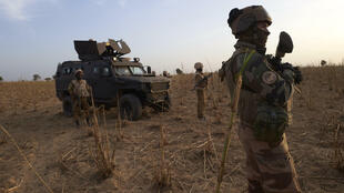 France has deployed more than 5,000 troops in its Barkhane anti-jihadist force in West Africa