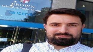 الطبيب السوري خالد الميلاجي