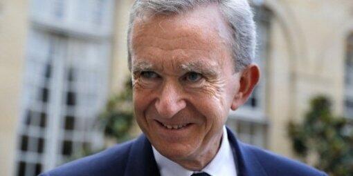Bernard Arnault , PDG de LVMH, première fortune de France