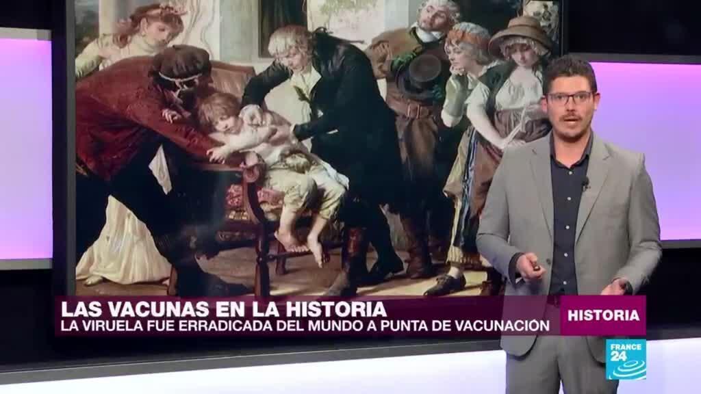Las vacunas en la historia