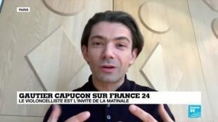 2020-04-30 08:10 Pandémie de Covid-19 : Le confinement du violoncelliste Gautier Capuçon