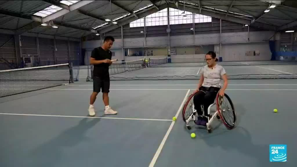 2021-09-03 13:13 Tokyo Paralympics inspire young disabled japanese athletes