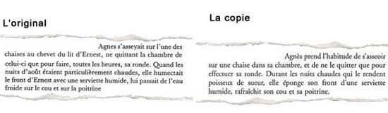 Excerpts from PPDA's and Peter Griffin's books appeared side by side in French newspaper L'Express.