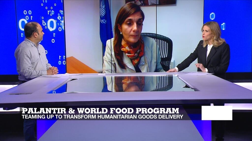 Palantir and the World Food Programme: A controversial