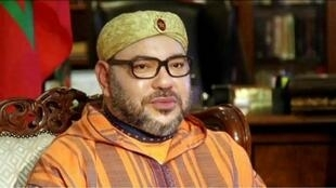 العاهل المغربي الملك محمد السادس.