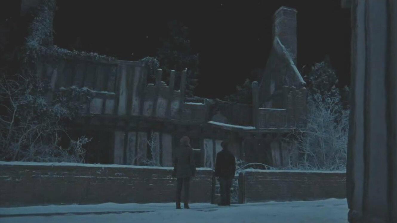 La maison en vente a servi pour le 7ème film de la série Harry Potter.