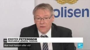 2020-06-10 16:05 Le principal suspect dans l'assassinat d'Olof Palme décédé, la justice suédoise clôt l'enquête