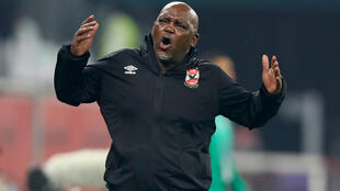 South African coach Mosimane suffered only his second loss since taking charge of Al Ahly last September