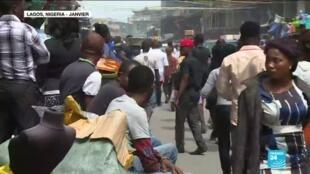 2020-02-28 10:02 Coronavirus : le virus a atteint l'Afrique subsaharienne avec un premier cas au Nigeria