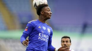 Bayer Leverkusen on Sunday signed winger Demarai Gray from Leicester City