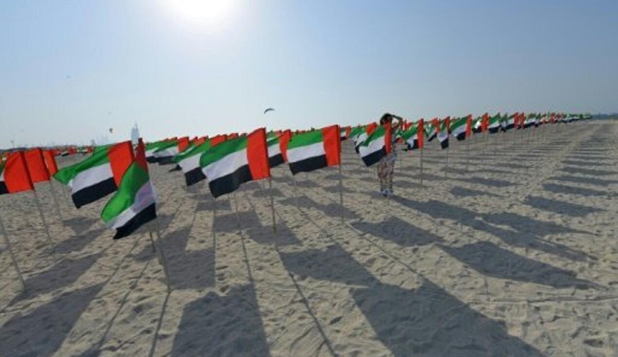 إعلام الإمارات العربية المتحدة في دبي في 02 نوفمبر/تشرين الثاني 2017