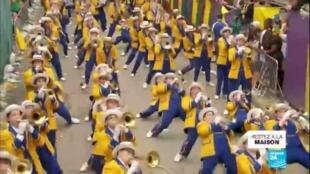 2020-04-10 11:02 Coronavirus aux États-Unis : La Louisiane paie le maintien du carnaval en février