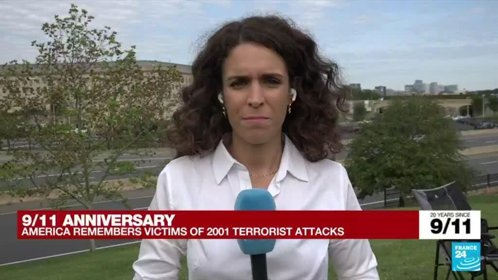 2021-09-11 16:38 9/11 anniversary: Defense secretary remembers 'teammates' fallen for 'freedom'