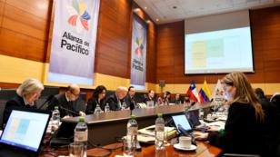 Viceministros de Chile, Colombia, México y Perú participan en reunión del Grupo de Alto Nivel de la Alianza del Pacífico.
