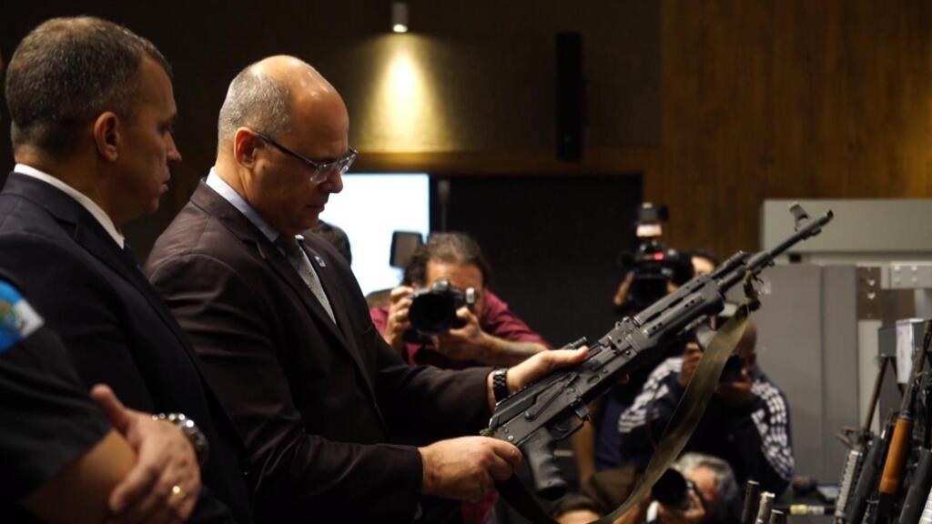 Focus - Brésil : à Rio de Janeiro, les snipers de la police autorisés à tirer à vue