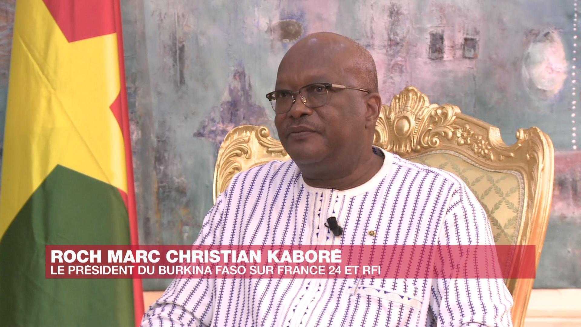MARC CHRISTIAN KABORE