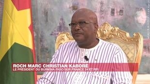 MARC CHRISTIAN KABORE