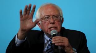 Bernie Sanders a publiquement soutenu son frère dans une vidéo.