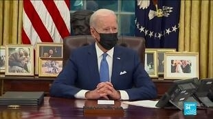 2021-02-03 09:46 US immigration: Biden moves to reverse Trump policies