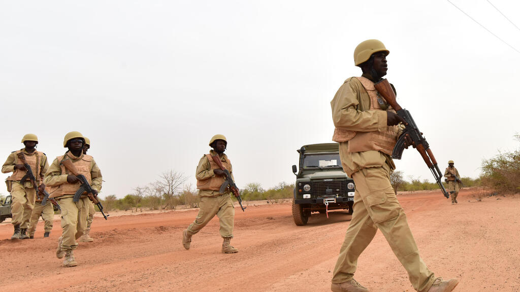 'Armed terrorists' stage deadly attack on convoy of traders in Burkina Faso