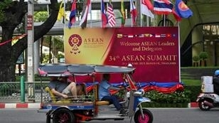 A China-led trade pact is expected to be discussed at a regional meeting of Southeast Asian leaders in Bangkok this weekend