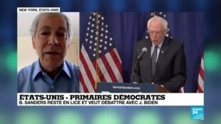 2020-03-11 23:08 L'Histoire se répète pour Bernie Sanders ?